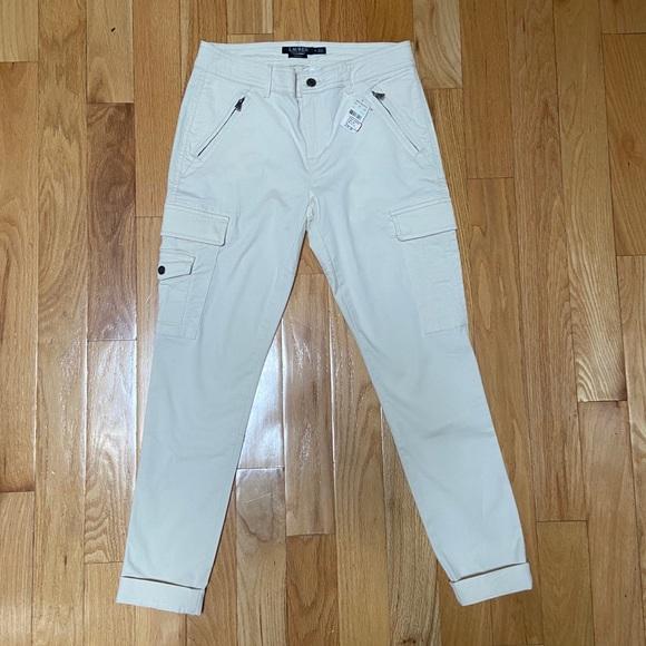Lauren Ralph Lauren Pants - Cargo Style Pants - Ralph Lauren Denim